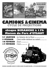 Camions et Cinema